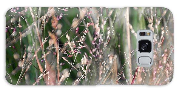 Fairies In The Grass - Galaxy Case