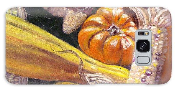 Fall Harvest Galaxy Case