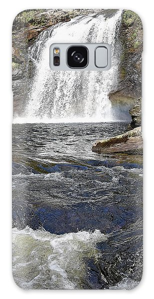 Falls Of Falloch Galaxy Case