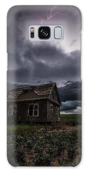 Galaxy Case featuring the photograph Fear by Aaron J Groen
