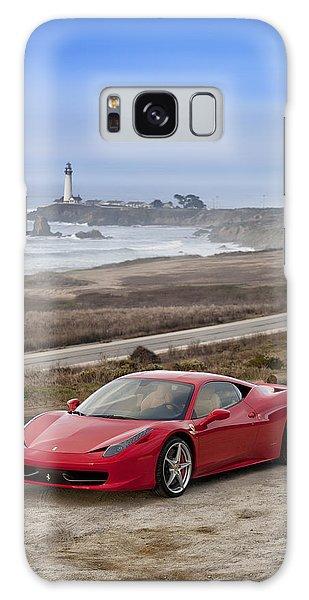 Galaxy Case featuring the photograph Ferrari 458 Italia by ItzKirb Photography