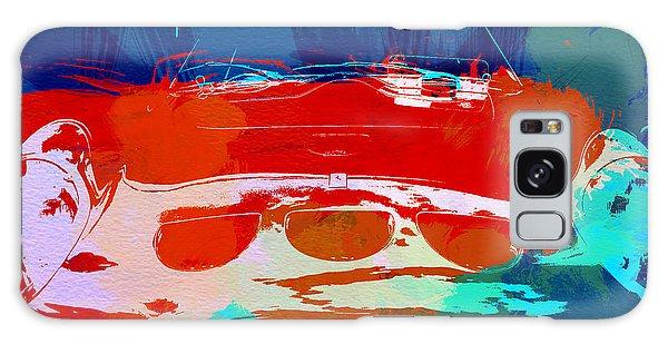 Automobile Galaxy Case - Ferrari Gto by Naxart Studio