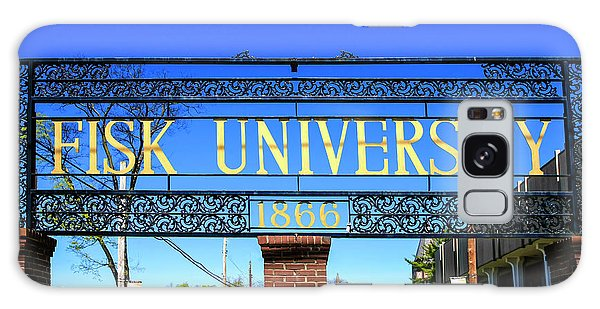 Fisk University Nashville Galaxy Case
