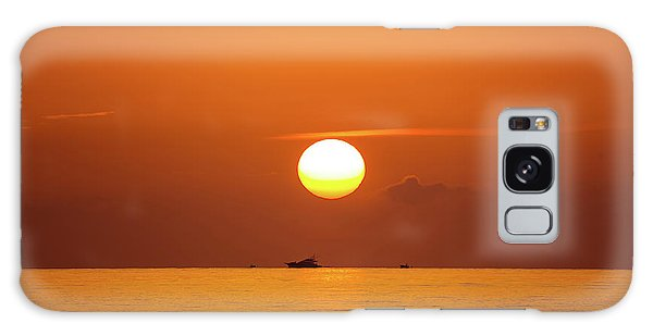 Florida Sunrise Galaxy Case