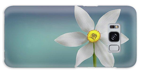 Flower Paradise Galaxy Case by Bess Hamiti