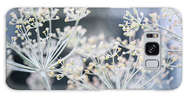 Galaxy Case featuring the photograph Flowering Dill by Elena Elisseeva