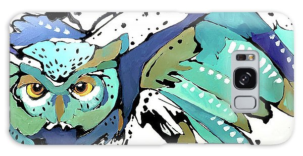 Flying Home Galaxy Case