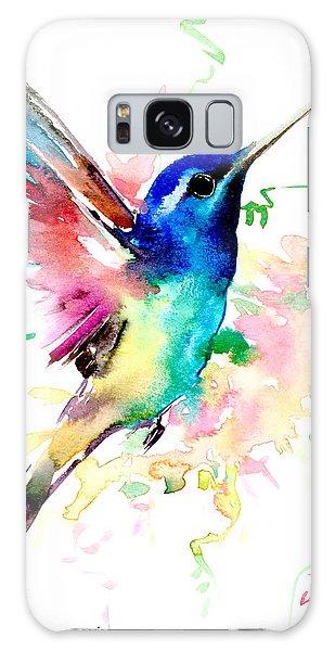Flying Hummingbird Galaxy Case