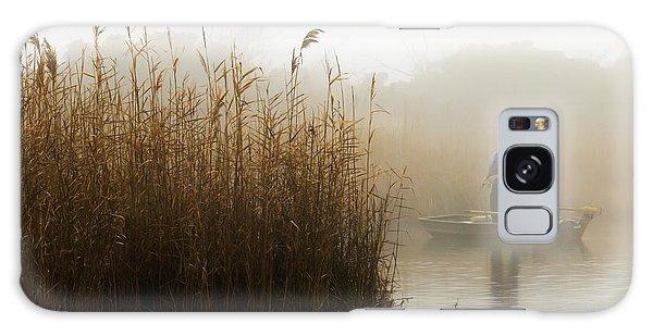 Foggy Fishing Galaxy Case
