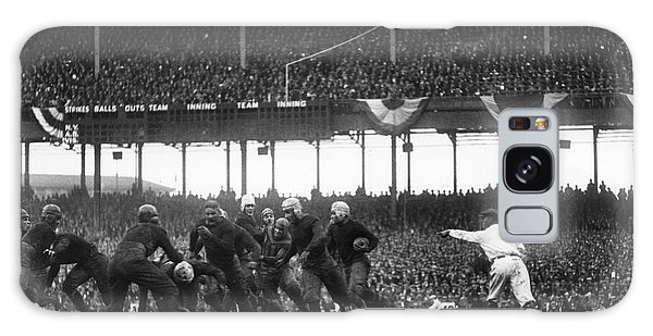 Football Game, 1925 Galaxy Case