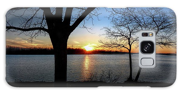 Ford Lake Sunset Galaxy Case