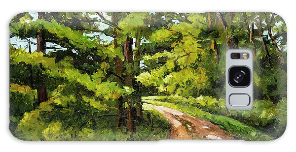 Forest Pathway Galaxy Case