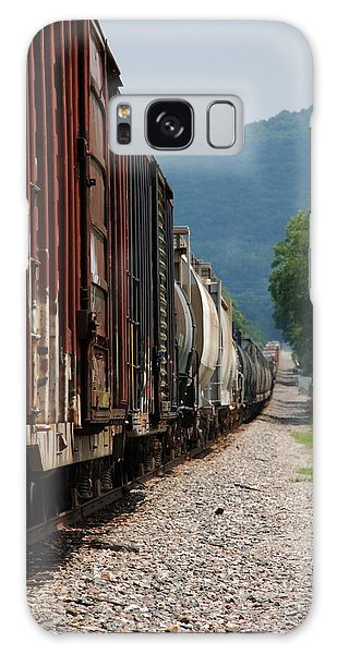 Freight Train Galaxy Case