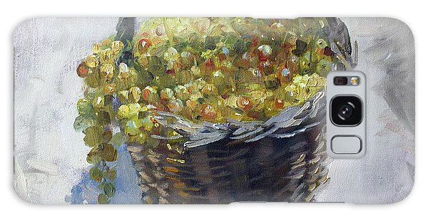 Grape Galaxy Case - Fresh From The Garden by Ylli Haruni