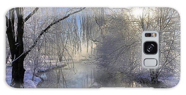 Frosty Morn 3 Galaxy Case