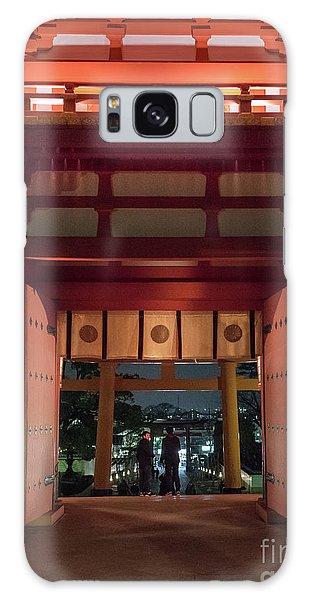 Fushimi Inari Taisha, Kyoto Japan Galaxy Case
