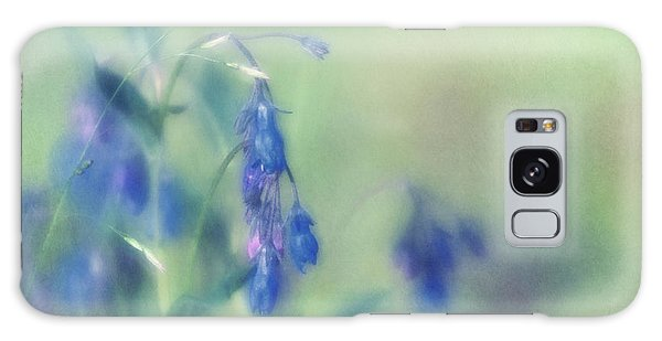 Bluebell Galaxy Case - Bluebells by Priska Wettstein