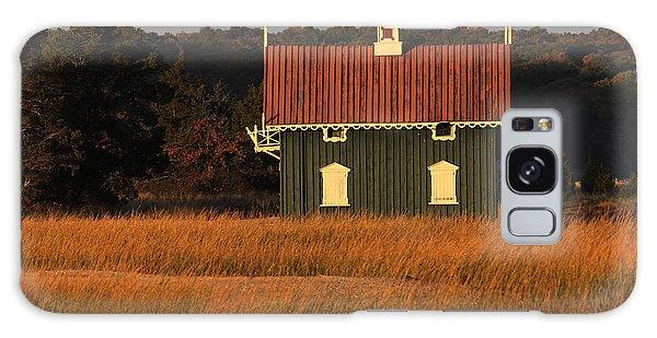 Gamecock Cottage Stony Brook New York Galaxy Case