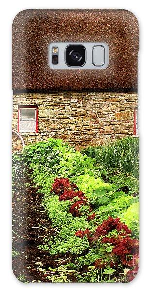 Garden Farm Galaxy Case