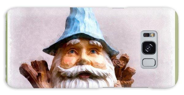 Elf Galaxy Case - Garden Gnome by Edward Fielding
