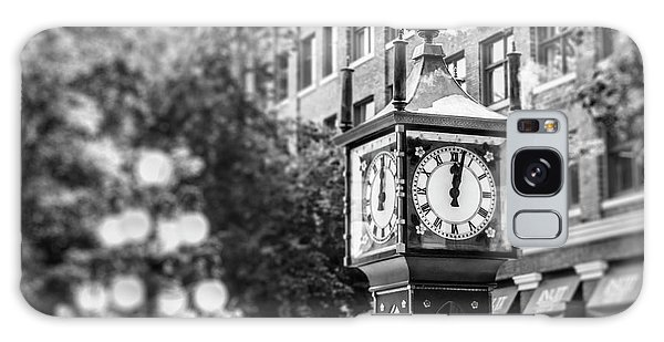 Gastown Steam Clock Galaxy Case