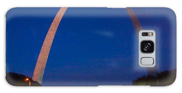 St Louis Mo Galaxy Case - Gateway Arch by Art Spectrum