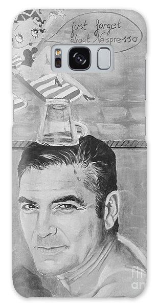 George Clooney Galaxy Case by Jeepee Aero