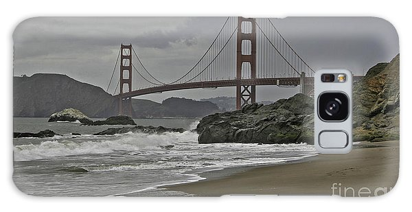 Golden Gate Study #1 Galaxy Case