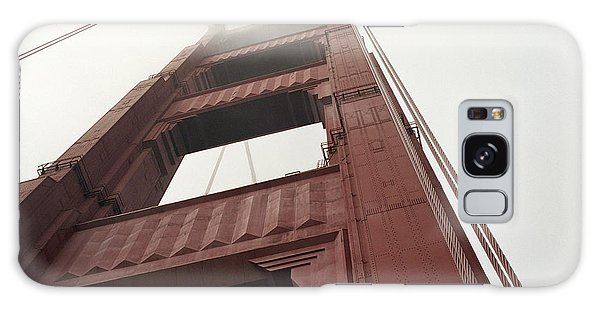 Golden Gate Tower Galaxy Case