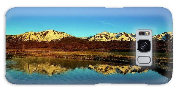 Good Morning Colorado Galaxy Case by L O C