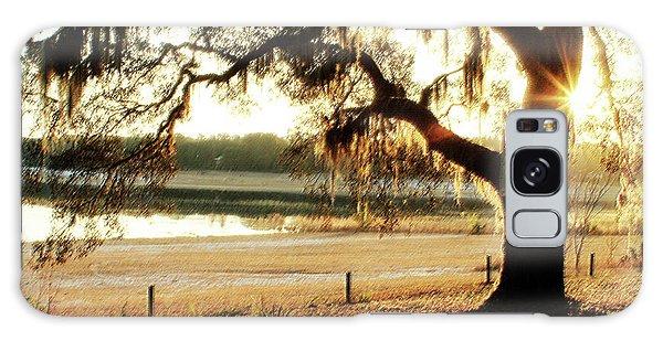 Good Morning Mossy Oak Galaxy Case