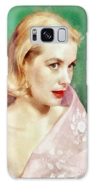 Grace Kelly By John Springfield Galaxy S8 Case