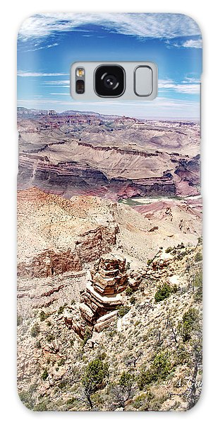 Grand Canyon View From The South Rim, Arizona Galaxy Case