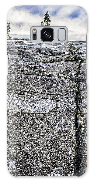 Granite Expanse Galaxy Case