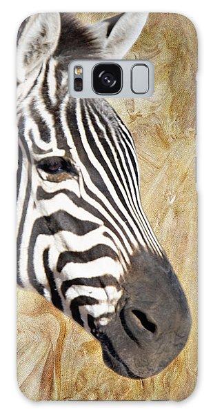 Grant's Zebra_a1 Galaxy Case