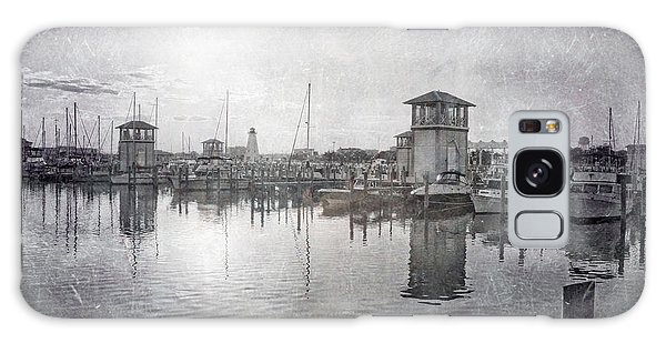 Gulfport Harbor  Galaxy Case