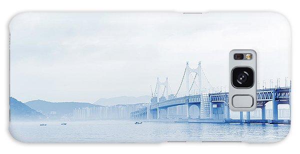 Gwangandaegyo Bridge, Korea Galaxy Case