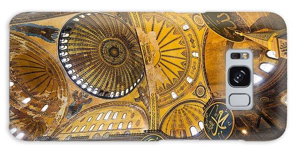 Hagia Sophia Interior Galaxy Case