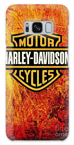 Harley-davidson Galaxy Case