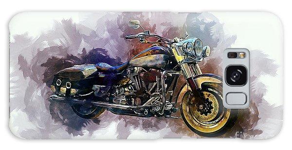 Harley Davidson Galaxy Case