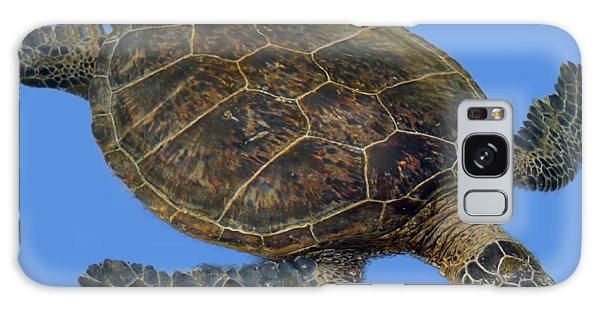 Hawaiian Sea Turtle Galaxy Case
