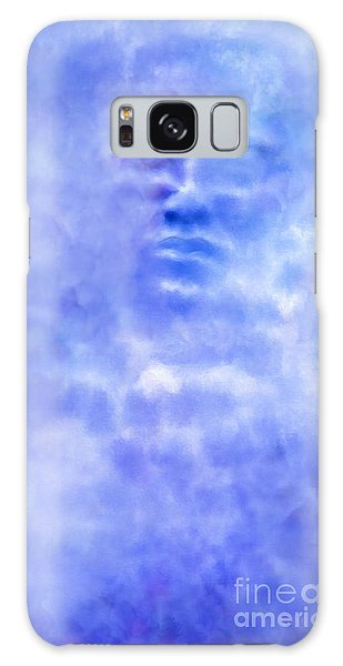 Head In The Clouds Galaxy Case