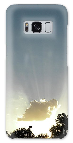 Heavenly Rays Galaxy Case