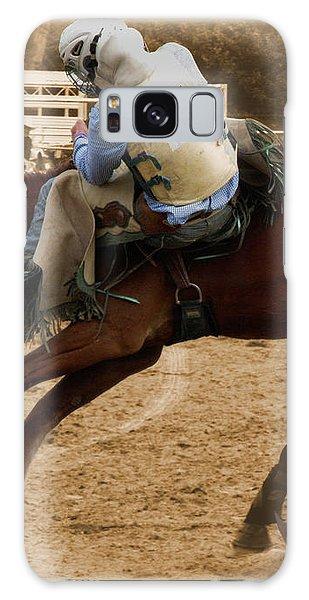 Helluva Rodeo-the Ride 6 Galaxy Case