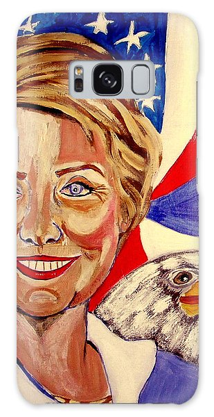 Hillary Clinton Galaxy Case