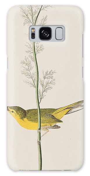 Hooded Warbler Galaxy Case by John James Audubon