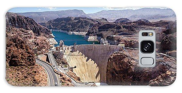 Hoover Dam Galaxy Case by RicardMN Photography