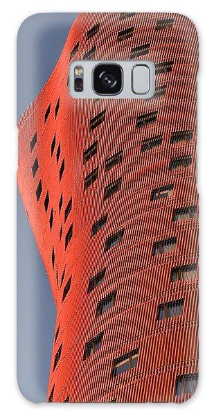 Hotel Porta Fira Barcelona Abstract Galaxy Case by Marek Stepan