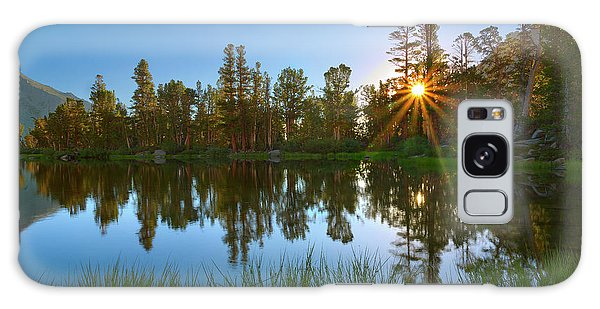 Kings Canyon Galaxy Case - House Of The Rising Sun by Brian Knott Photography