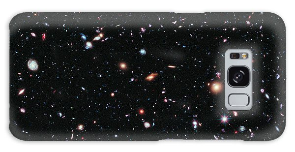 Hubble Extreme Deep Field Galaxy Case